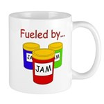 Fueled by Jam Mug