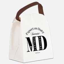 MD-bl-rr Canvas Lunch Bag