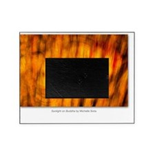 GCard_Sunlight on Buddha copy Picture Frame
