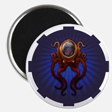 Clockwork Octopus Magnet