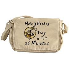 36 Minutes Messenger Bag