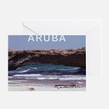 Aruba2 Greeting Card