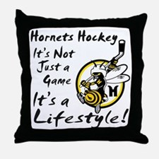 Its a Lifestyle Throw Pillow