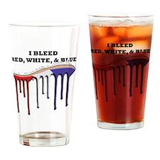 Bleed Drinking Glass