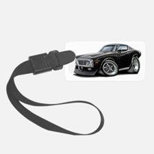 1973-74 Charger Black Car Luggage Tag