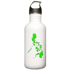pinasmap-grn Water Bottle