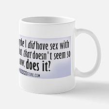 clinton_bumper Mug