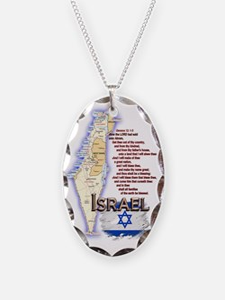 Israel Necklace