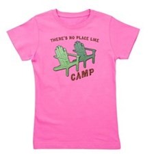 camp Girl's Tee