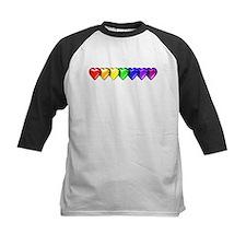Rainbow Hearts Tee