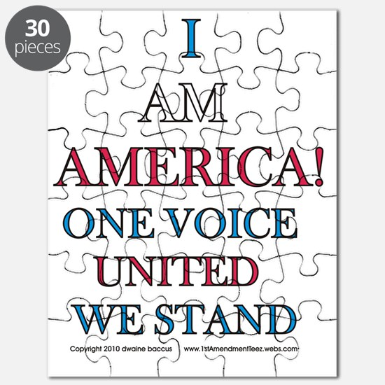 One Voice UNITED Puzzle