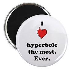 Hyperbole Magnet