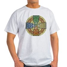 Celtic Cross Earth-Air-Fire-Water T-Shirt