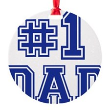dad_no_1 Ornament