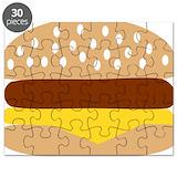 Cheeseburger Puzzles