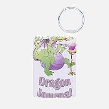 dragoncandle-5x8_journal Keychains