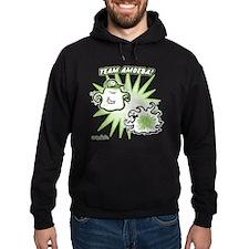 team-amoeba-greener Hoodie