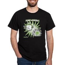 team-amoeba-greener T-Shirt