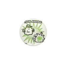 team-amoeba-greener Mini Button