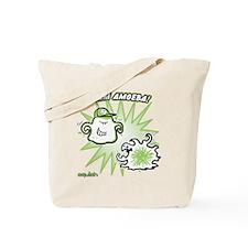 team-amoeba-greener Tote Bag