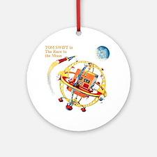 RTTM_text Round Ornament