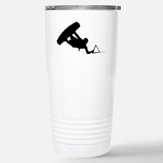 wakeboarder1 Stainless Steel Travel Mug