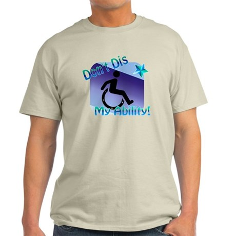 2-dontdis1png Light T-Shirt