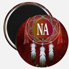 2-NA INDIAN Magnet