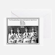 Z-1916-StP Geo HS  Greeting Card
