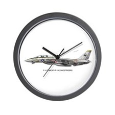 VF-142 Ghostriders Wall Clock