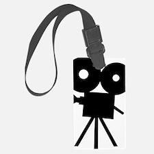 movie_camera Luggage Tag