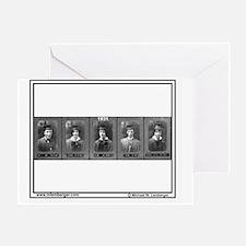 Z-1931-StP Geo HS Greeting Card