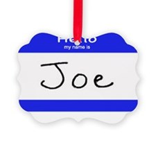2-joe_cp Ornament