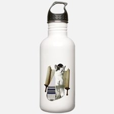 catmitzvah for dark Water Bottle