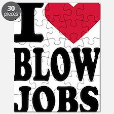 i_love_blowjobs_3lines Puzzle