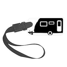 caravan Luggage Tag