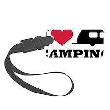 i_love_caravan_camping Luggage Tag