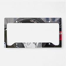 2-3stooges License Plate Holder