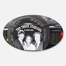 2-3stooges Decal