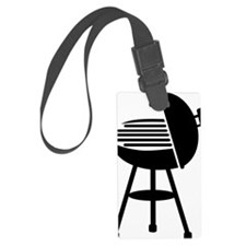 kettle_barbecue3 Luggage Tag