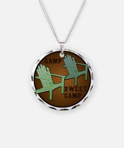 sweet camp Necklace