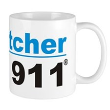 dispatcher i am Small Mug
