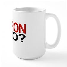 WHO3 Mug