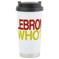 WHO2 Travel Mug