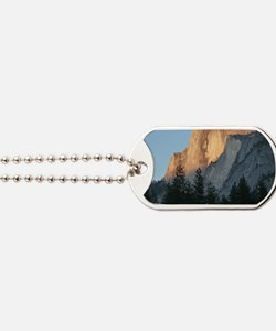 Yosemite_Half_Dome Dog Tags