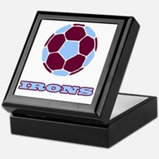 IRONS copy Keepsake Box