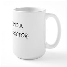 3-WarrenTshirt Mug