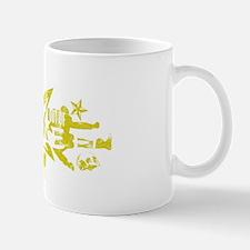 DOUBLE E WHT Mug