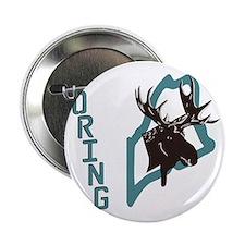 """Loring - Moose 2.25"""" Button"""