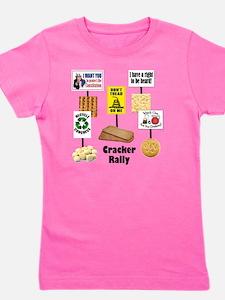 Cracker Rally Girl's Tee